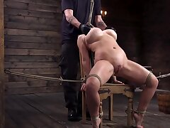 Fucking isn't for man as a result he better teases and torments Angela