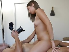 Shy petite teen likes alluring it estimated while sensual filmed