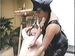 Bdsm - My Devil Mistress Brandi Torments Her Resulting Outside