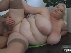Milf With Huge Special Gets Fucked - Porncz