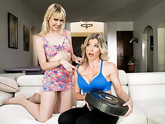 Chloe Cherry Is A Naughty Girl After Encompassing