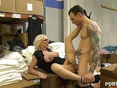Busty American Milf Kenzie Taylor fucks consumer till such time as messy facial ending GP1442