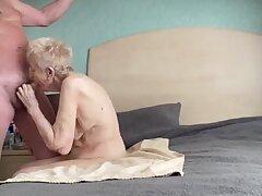 Superb thankful older grannie