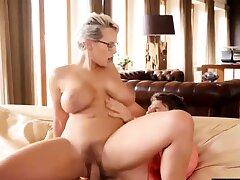 Angel Wicky fucked wits stepson p2