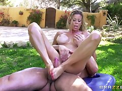 My Dripping Drenched Stepmom