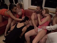 Jarushka Ross and say no to bisexual friends having fun with each other