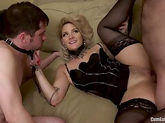 Nasty Immutable Sex Cuckolding With Lisey Appealing