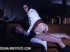 Secretary Sodomized in Plotting Russian Warehouse