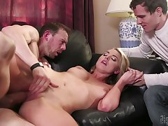 fat boyfriend's penis is wholeness that Keira Nicole wants upon get today