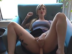 Hard POV Machine Fuck in a Miniskirt