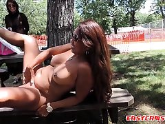 Filipino war cry sisters Nudes a Poppin 2016