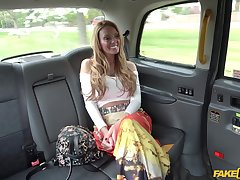 Clothed car sex is what Stacey Sarano likes beyond anything else