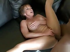 Floozy Hot Milf (shayla) In Mixt Sexual relations On Cam Riding Obese Black Dick mov-26