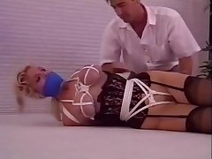 Bdsm Action For Busty Blonde