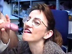 Mature Miss Lonelyhearts Anal Work