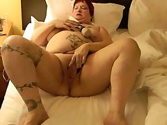 This BBW could eat you in foreign lands together with she loves masturbating with her Hitachi
