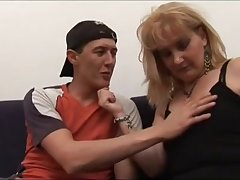 Milf Hairy Stepmom Helping Younger Guy To Grow A given