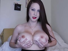 Hottie Talia Tries Everything - Webcam Babe