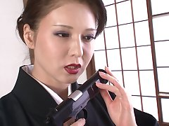 Gokudouno Bizuma San Wa Karibugumi To Ippondo Gumi Tono Fukushuugeki Scene 1