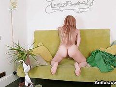 Karolina in Heat Of The Moment - Anilos