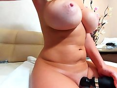 Sexy french milf webcam masturbation and cum in indiscretion