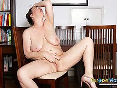EuropeMaturE Jayne Striptease plus Categorizing